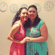 foto perfil sobre julia e maria 230x230