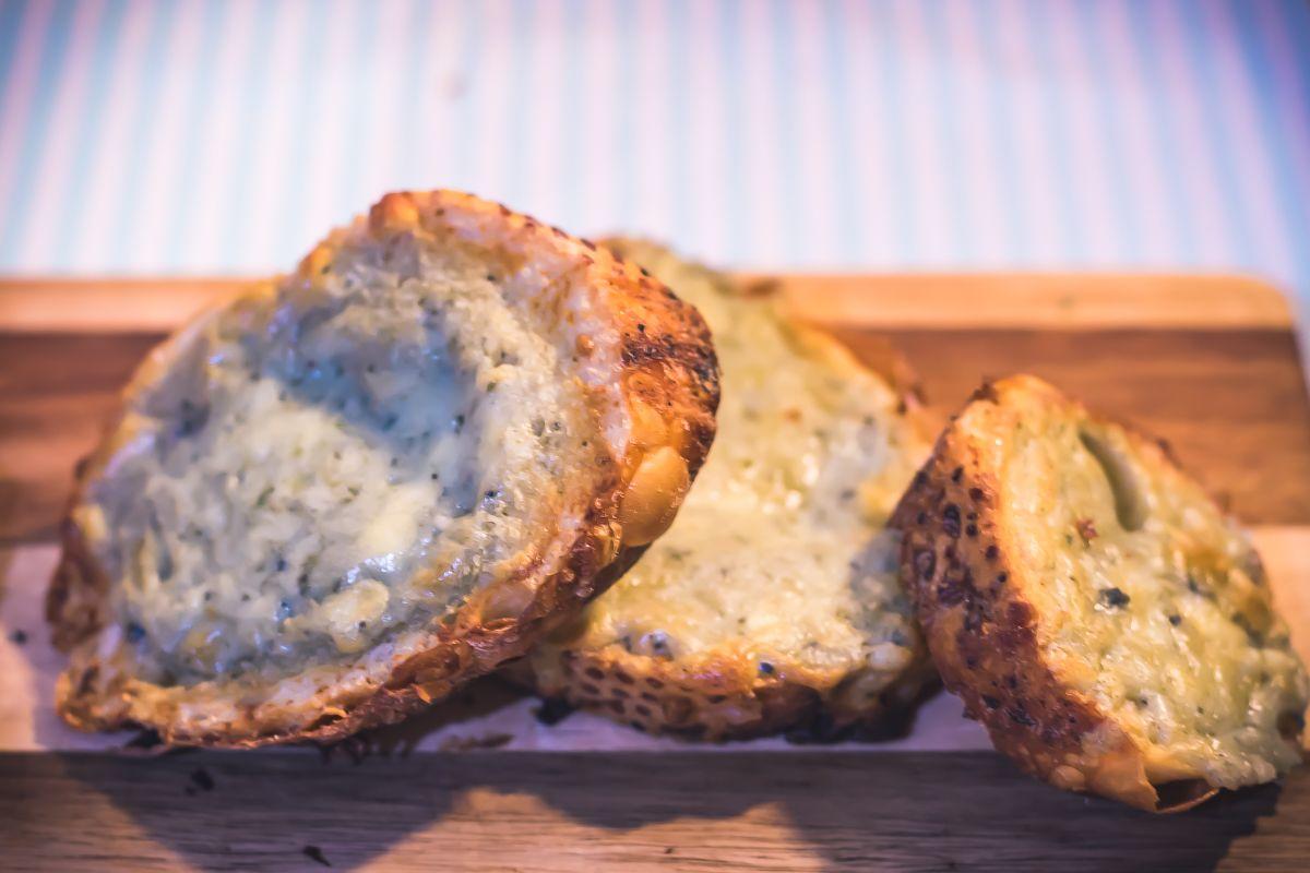 Bruschettas de Gorgonzola